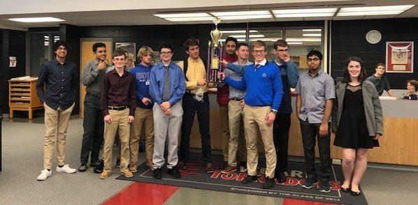 Varsity Hi-Q Regional Champions