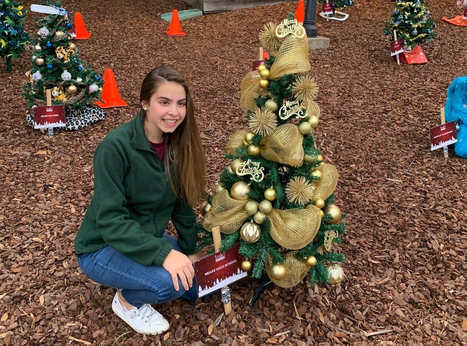 Nease Holiday Tree
