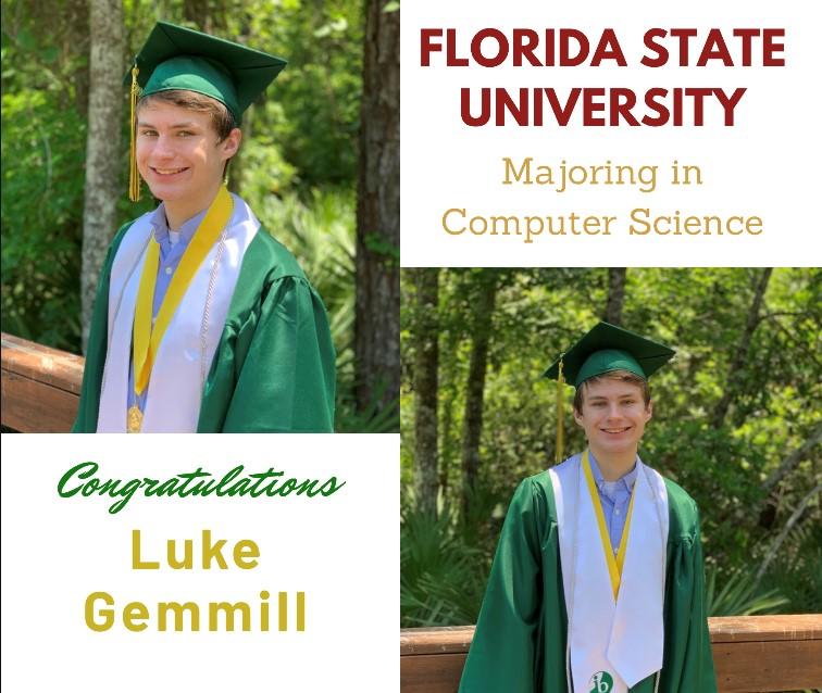 Luke Gemmill